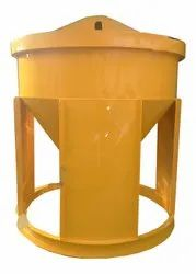 Garbro Type Concrete Tower Crane Bucket