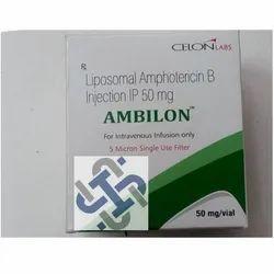Ambilon Liposomal Amphotericin B Injection IP 50 mg