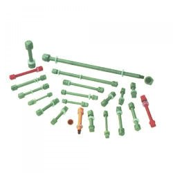 Plastic Lined Fastener