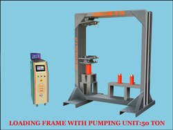Loading Frame with Pumping Unit
