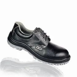 Black & GREY ISO SAFEHAWK TORQ Leather Safety Shoes, Size: 6-10, Packaging Type: Carton