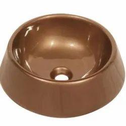 Moonheart Round Countertop Bathroom Top Wash Basin