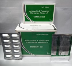 Amoxycillin and Potassium Clavulanic Tablets IP