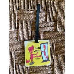 PVC Printed Bag Tag