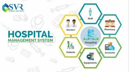 SVR Hospital Management Software, Rs 20000 /unit, SVR Global