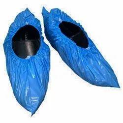 C-Cure Disposable Plastic Shoe Cover