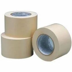 SHPPL Yellow white Sealing Adhesive Tapes, 12 mm to 96 mm, 20 meters to 650 meters