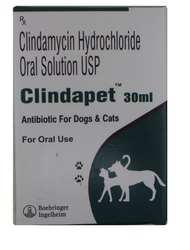 Clindapet 25mg 30ml