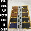 Richboss Flip Back Cover