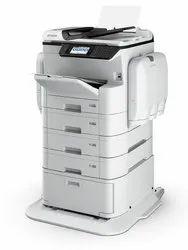 Epson WORKFORCE PRO WF-C869R Color Multifunction Printer, Upto 35 ppm