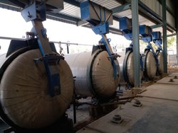 Autoclaved Aerated Concrete Blocks Plant