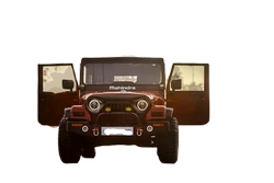 Manual Brown Modified Thar, Model Name/Number: Dx 2012, Vehicle Model: 2010