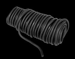 Black Nitrile Rubber Cord