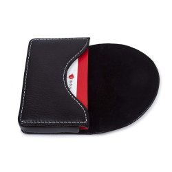 Card Holder Black Soft