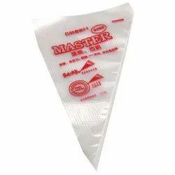 Master Transparent Disposable Piping Bag Cake