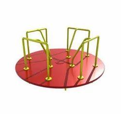 Outdoor Playground Revolving Platform