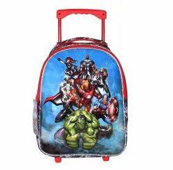 PP Printed Backpack Bag