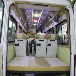 20 Seater Ac Coach Rental Services