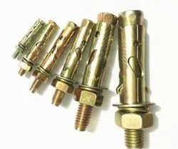 Tayal Mild Steel Anchor Bolt, Size: 6mm To 16mm