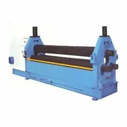 3 Roll Pyramid Type Hydro Mechanical Plate Bending