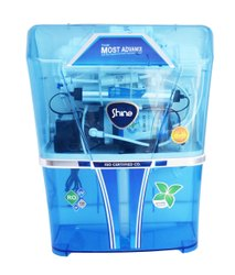 Aquagrand Shine Transparent Model 12 Ltr Ro  Uv  Uf   Tds Water Purifier