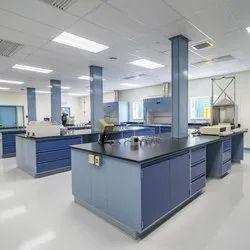 Laboratory Interiors Lab Interior Designing Service, Work Provided: Turnkey