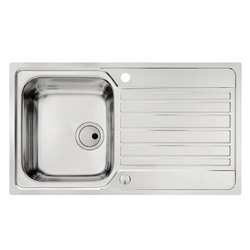 Stainless Steel Single Bowl Kitchen Sink