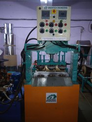 Fully Automatic Hydraulic Paper Dona Making Machine