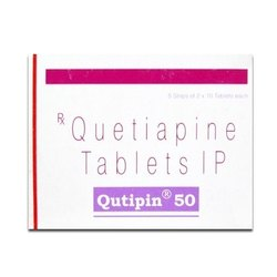 Quitipin 50 Tablet