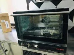 Commercial Convection Oven 4 Trays with Steam Controller