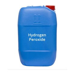 Food Grade Hydrogen Peroxide, Liquid, Packaging Size: 50 Kgs