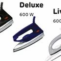Deluxe 600W Light Weight Iron
