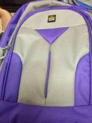 Polyester College Bag