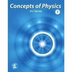 English HC Verma Physics Book