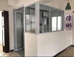 Aluminum Glass Door And Window