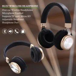 Buzz Wireless Headphone Wired Headphone