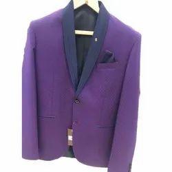 Plain Cotton Mens Designer Blazer
