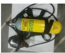 Usa Mild Steel M. S. A. Self Contained Breathing Apparatus, Max Working Pressure: 300 Bar, Model Name/Number: Ask For