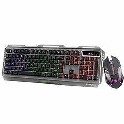 Zebronics Wireless Keyboard Mouse Set