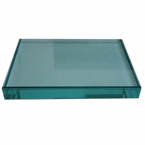 Laminated Toughened Glass