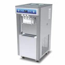 Blue star 100 L Ice Cream Freezer, Electric