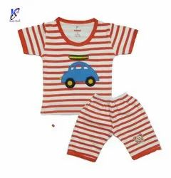KIDS STRIPED BABA SUITS