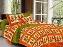 Rajasthani Dandiya Print Bedsheet for Double Bed