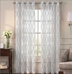52 X 60 Inch Lilia Gade Sheer Curtain