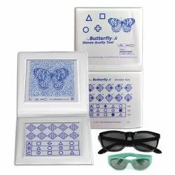 Stereo Acuity Test The Butterfly-S