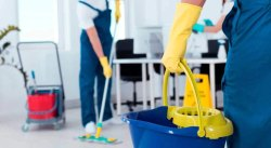 9 Hrs Housekeeping Services