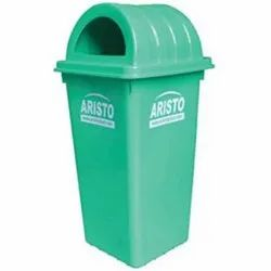 Aristo Plastic Dome Dustbin 80Ltr
