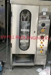 Milk and Butter Milk Pouch Packing Machine