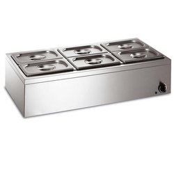 Stainless Steel GK-047 Table Top Hot Bain Marie