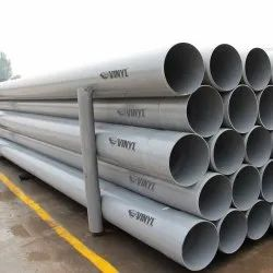 Vinyl Schedule 80 Rigid PVC Pipes For Sale, Length of Pipe: 3 m, Size/ Diameter: 110 mm
